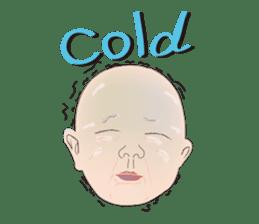 bold babys sticker #202780