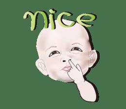 bold babys sticker #202783