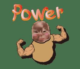 bold babys sticker #202795