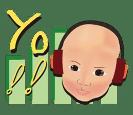 bold babys sticker #202813