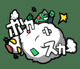 Are you still alive? Zombie-kun! sticker #202954