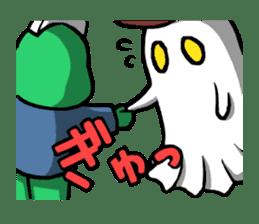 Are you still alive? Zombie-kun! sticker #202968