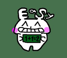 mojiusagi sticker #203609