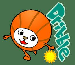 Basketball Marcoro sticker #203878