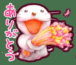 Happy seal sticker #204141