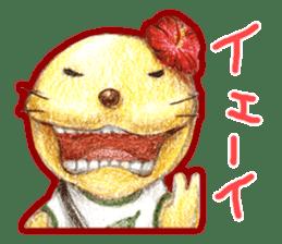 Happy seal sticker #204143