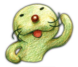 Happy seal sticker #204146