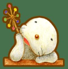 Happy seal sticker #204149