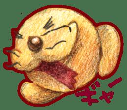 Happy seal sticker #204156