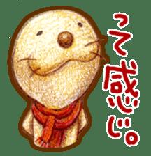 Happy seal sticker #204174