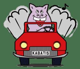 oh!kabatis!! sticker #205227