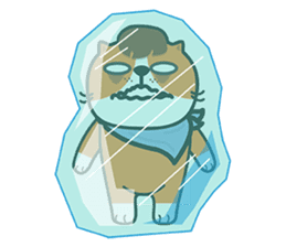Plakem, the cat sticker #205362