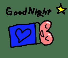 Love Heart World sticker #205459