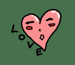 Love Heart World sticker #205466