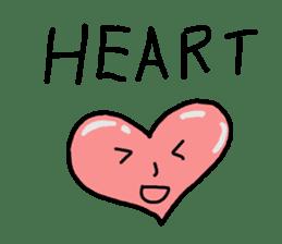 Love Heart World sticker #205479