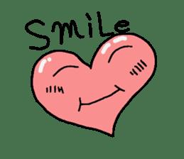 Love Heart World sticker #205480