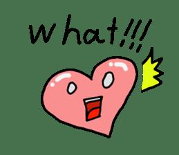 Love Heart World sticker #205481