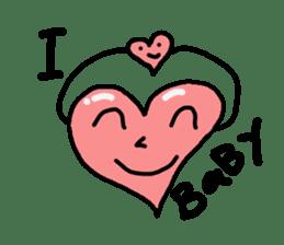 Love Heart World sticker #205487