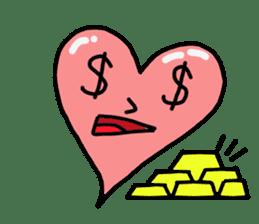 Love Heart World sticker #205493