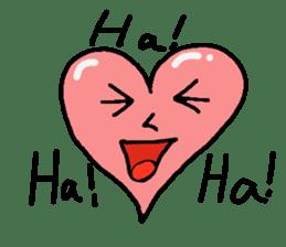 Love Heart World sticker #205494