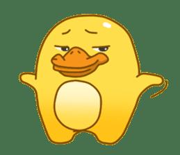 Duke-duck sticker #206272
