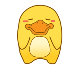 Duke-duck sticker #206274