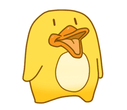 Duke-duck sticker #206275