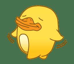 Duke-duck sticker #206276