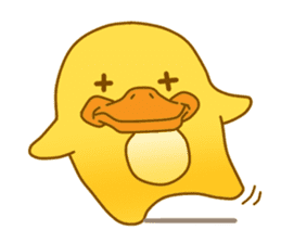 Duke-duck sticker #206278