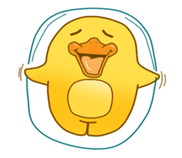 Duke-duck sticker #206287