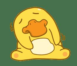 Duke-duck sticker #206298