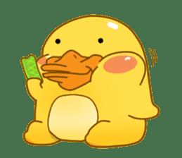 Duke-duck sticker #206302