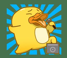 Duke-duck sticker #206304