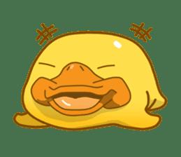 Duke-duck sticker #206306