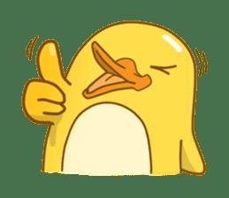Duke-duck sticker #206308