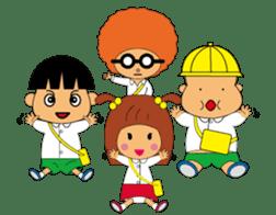sunshine kids! sticker #206908
