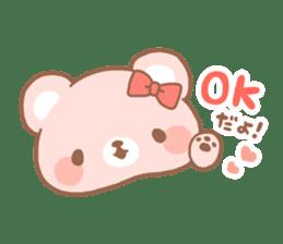 mother bear sticker #207312