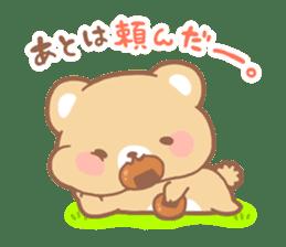 mother bear sticker #207323