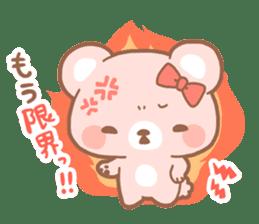 mother bear sticker #207324