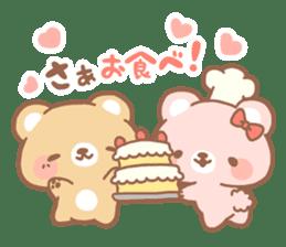 mother bear sticker #207325