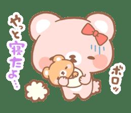 mother bear sticker #207326