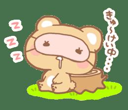 mother bear sticker #207327