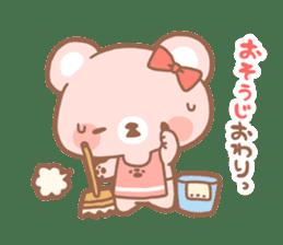 mother bear sticker #207331