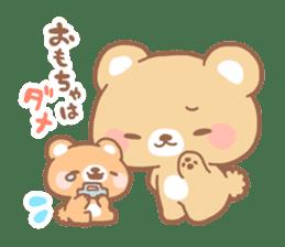 mother bear sticker #207333