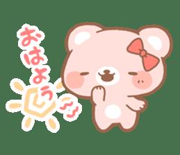 mother bear sticker #207340