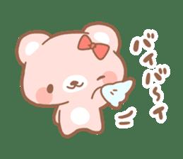 mother bear sticker #207342