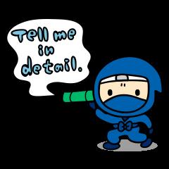 little ninja Chibikage-English version