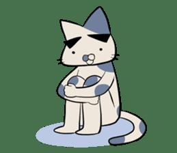 Mitsumimi&Buchineko sticker #209150