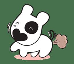 BULLY - The bull terrier sticker #209749