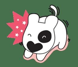 BULLY - The bull terrier sticker #209750